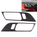 2 PCS Car Door Handle Decorative Sticker for Ford Mustang