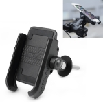 Bicycle Aluminum Alloy Phone Bracket, Suitable for 4-6 inch Device