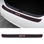 Ralliart Universal Car Tailgate Threshold Decoration Strip