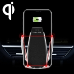 S5 Car / Household QI Standard Automatic Induction Wireless Charger Air Vent Bracket