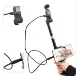 DJI OSMO Pocket Portable Extendable Selfie Stick Folding Self Timer Rod for Android Phone(USB-C / Type-C)