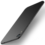 MOFI Frosted PC Ultra-thin Full Coverage Protective Case for Huawei Honor Play 8A (Black)