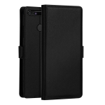 DZGOGO MILO Series PC + PU Horizontal Flip Leather Case for Huawei Honor View 20, with Holder & Card Slot & Wallet (Black)