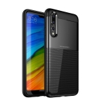 UNBREANK PC + TPU Invisible Airbag Shockproof Protective Case for Huawei P20 Pro (Black)