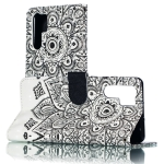 3D Mandala Pattern Horizontal Flip PU Leather Case for Huawei P30 Pro, with Holder & Card Slots & Wallet & Photo Frame