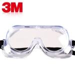 3M 1621 Anti-chemical Anti-shock Anti-splash Not Anti-fog Goggles