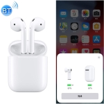 Bluetooth 5.0 Wireless Stereo Earphones with Charging Case, Support iOS Pop-up Window Pairing & Touch Function AirPods 1:1