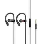 AWEI ES-160I HIFI Hanging Music Earphone (Black)