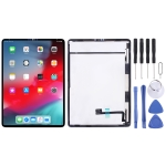 LCD Screen and Digitizer Full Assembly for iPad Pro 12.9 inch (2018) A1876 A2014 A1895 (Black)