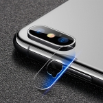 mocolo 0.15mm 9H 2.5D Round Edge Rear Camera Lens Tempered Glass Film for iPhone XS / X (Transparent)