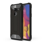 Magic Armor TPU + PC Combination Case for LG G8 ThinQ (Black)