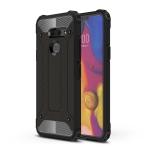Magic Armor TPU + PC Combination Case for LG G8 ThinQ (Black)