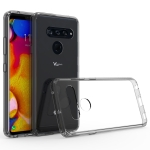 Scratchproof TPU + Acrylic Protective Case for LG V40(Grey)