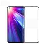 PINWUYO 9H 2.5D Full Screen Tempered Glass Film for Huawei Honor View 20 (Black)