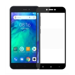 MOFI 9H 2.5D Full Screen Tempered Glass Film for Xiaomi Redmi Go (Black)