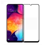 MOFI 9H 2.5D Full Screen Tempered Glass Film for Galaxy A30 (Black)