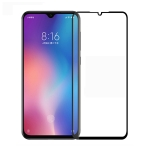 MOFI 9H 2.5D Full Screen Tempered Glass Film for Xiaomi Mi 9 SE (Black)