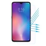 ENKAY Hat-prince 0.26mm 9H 2.5D Curved Edge Anti Blue-ray Screen Tempered Glass Film for Xiaomi Mi 9