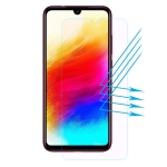 ENKAY Hat-prince 0.26mm 9H 2.5D Curved Edge Anti Blue-ray Screen Tempered Glass Film for Xiaomi Redmi Note 7