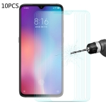 10 PCS ENKAY Hat-Prince 0.26mm 9H 2.5D Curved Edge Tempered Glass Film for Xiaomi Mi 9 SE