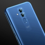 0.3mm 2.5D Transparent Rear Camera Lens Protector Tempered Glass Film for Huawei Mate 20 Lite