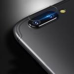 0.3mm 2.5D Round Edge Rear Camera Lens Tempered Glass Film for Vivo X20 Plus