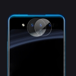 0.3mm 2.5D Round Edge Rear Camera Lens Tempered Glass Film for Vivo NEX2