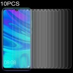 10 PCS 0.26mm 9H 2.5D Tempered Glass Film for Huawei P Smart 2019