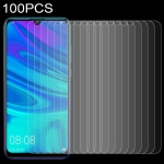 100 PCS 0.26mm 9H 2.5D Tempered Glass Film for Huawei P Smart 2019