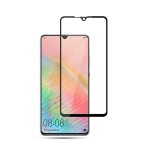 mocolo 0.33mm 9H 2.5D Silk Print Tempered Glass Film for Huawei Mate 20 X (Black)