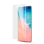 mocolo 9H 3D Full Screen UV Screen Film for Galaxy S10+, Support Fingerprint Unlock