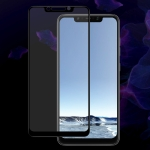 IMAK 9H Full Screen Tempered Glass Film Pro Version for Xiaomi Pocophone F1 (Black)