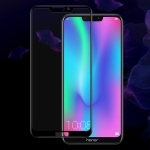 IMAK 9H Full Screen Tempered Glass Film Pro Version for Huawei Honor 8C (Black)