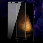 IMAK 9H Full Screen Tempered Glass Film Pro Version for Huawei Honor Play 7C / Enjoy 8 / nova 2 Lite / Y7 Prime 2018 (Black)