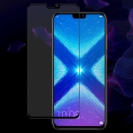 IMAK 9H Full Screen Tempered Glass Film Pro Version for Huawei Honor 8X (Black)