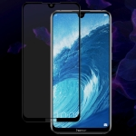 IMAK 9H Full Screen Tempered Glass Film Pro Version for Huawei Honor 8X Max (Black)