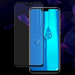 IMAK 9H Full Screen Tempered Glass Film Pro Version for Huawei Y9 2019 / Enjoy 9 Plus (Black)