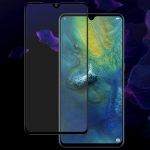 IMAK 9H Full Screen Tempered Glass Film Pro Version for Huawei Mate 20 X (Black)