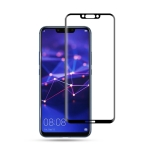 mocolo Full Glue 0.33mm 9H 3D Round Edge Tempered Glass Film for Huawei Mate 20 Lite(Black)