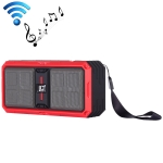 G36 DC 5V Portable Wireless Bluetooth Speaker with Hands-free Calling, Support USB & TF Card & 3.5mm Aux & FM