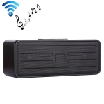 LN-24 DC 5V 1A Portable Wireless Speaker with Hands-free Calling, Support USB & TF Card & 3.5mm Aux (Black)