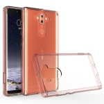 Scratchproof TPU + Acrylic Protective Case for Nokia 8 Sirocco (Pink)