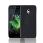 Magic Color PU + TPU Protective Case for Nokia 2.1 (Black)
