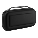 Portable EVA Storage Bag Handbag Protective Box for Nintendo Switch (Black)
