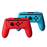 2 PCS Left and Right Game Handle Grip Controller for Nintendo Switch Joy-con Grip