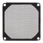 8cm Black Fan Dust Filter Computer Fan Aluminum Dustproof Cover