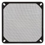 14cm Black Fan Dust Filter Computer Fan Aluminum Dustproof Cover