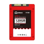 eekoo F-ONE 120GB SSD SATA3.0 6Gb / s 2.5 inch TLC Solid State Hard Drive with 1GB Independent Cache for Desktop PC / Laptop, Read Speed: 500MB / s, Write Speed: 180MB / s(Red)