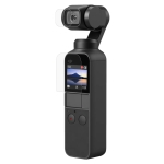 HD Tempered Glass Lens Protector + Screen Film for DJI OSMO Pocket Gimbal
