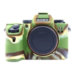 PULUZ Soft Silicone Protective Case for Sony A9 (ILCE-9) (Camouflage)